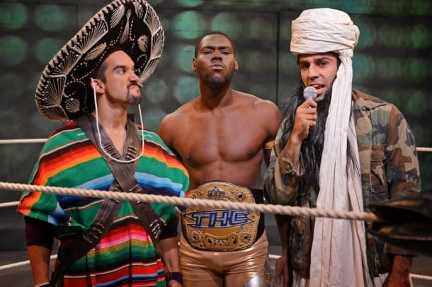 Theater Review - The Elaborate Entrance of Chad Deity