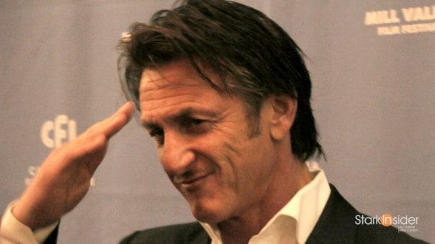 Sean Penn - Mill Valley Film Festival