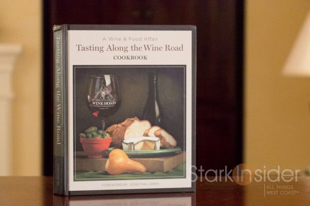 Tasting Along the Wine Road Book Review - Sonoma