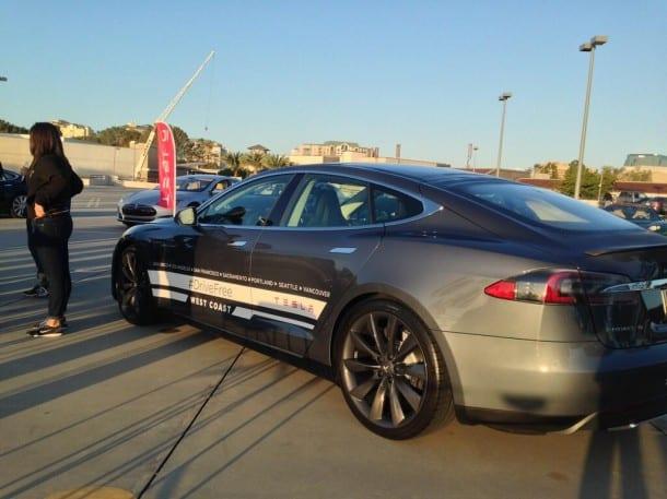 Tesla Model S DriveFree