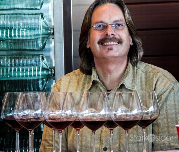 Bob Cabral, Winemaker, Williams Selyem Winery
