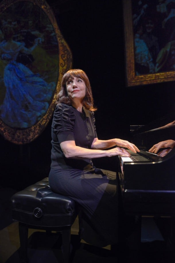 In The Pianist of Willesden Lane, piano virtuoso and author Mona Golabek transforms into her mother, Lisa Jura, to recount her inspirational story against the backdrop of the Holocaust.
