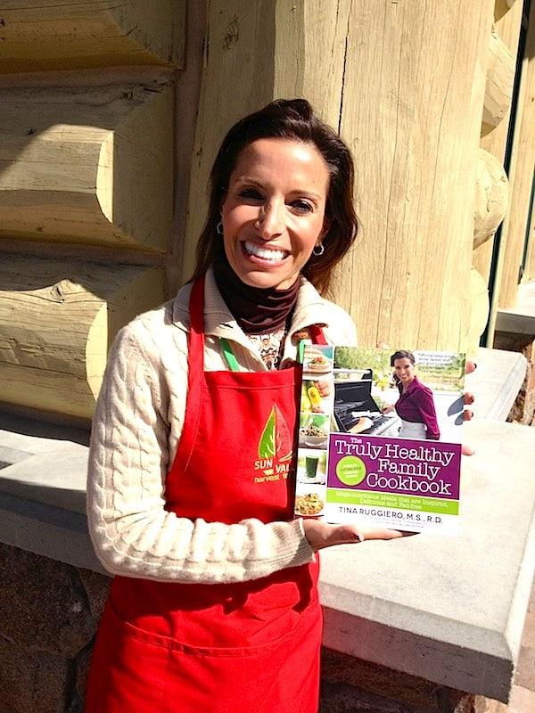 Tina Ruggiero's newest book