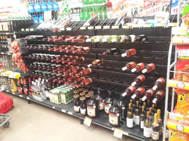 Ley Grocery Store - Loreto, Baja California Sur, Mexico