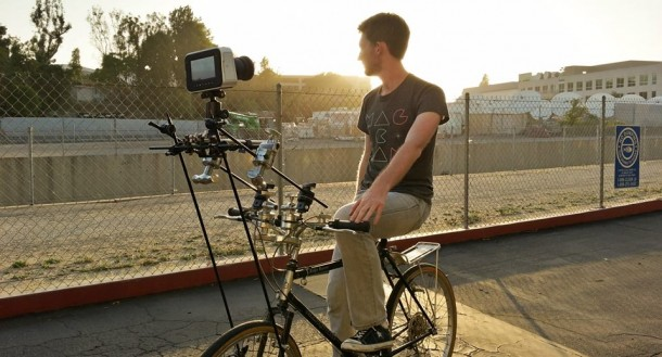Blackmagic Cinema Camera, Music Video, And the Giraffe