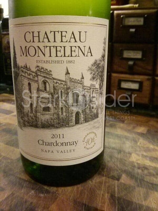 Chateau Montelena 2011 Chardonnay, Wine Review