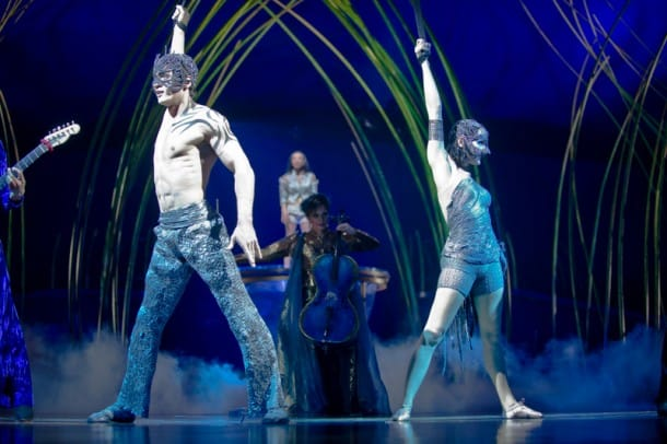 Review: 'Amaluna' by Cirque du Soleil