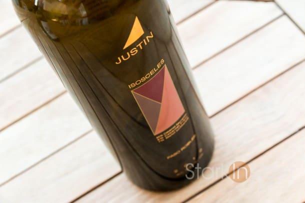 Wine Review - Justin 2010 Isosceles. Paso Robles