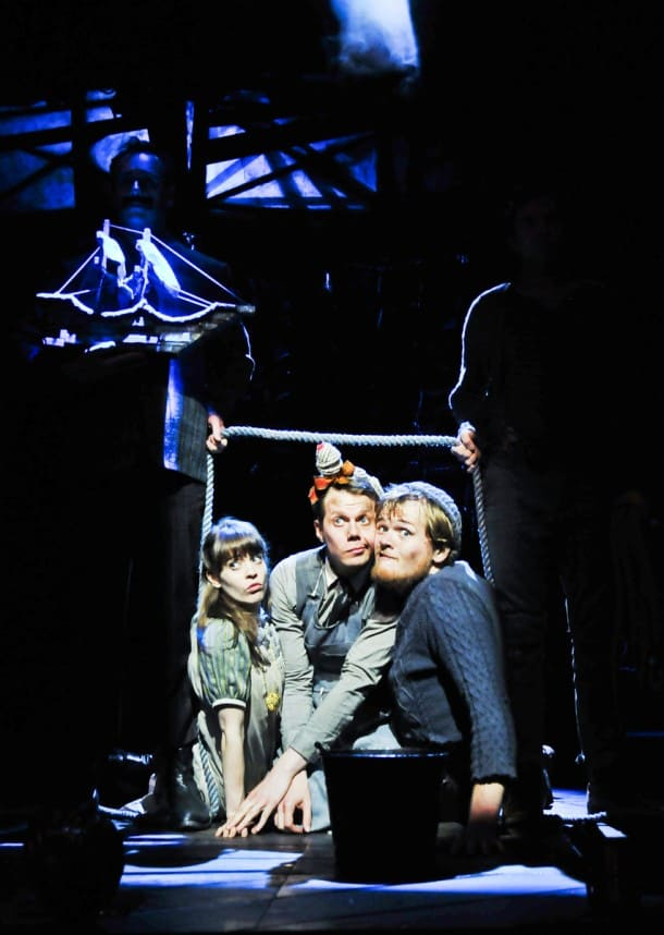 Peter and the Starcatcher, SHN Curran Theatre, San Francisco - REVIEW