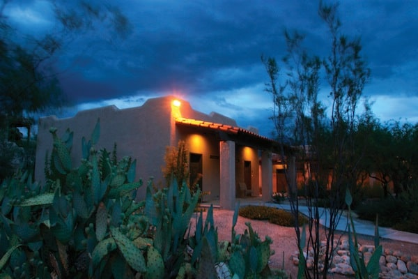 Canyon Ranch-our  casita