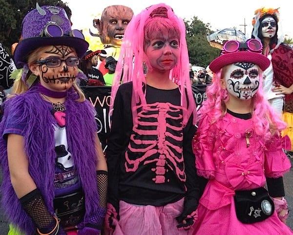 scary trio