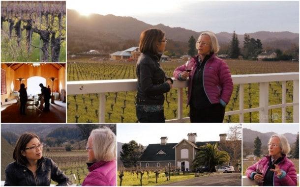 Cathy Corison Interview - Video