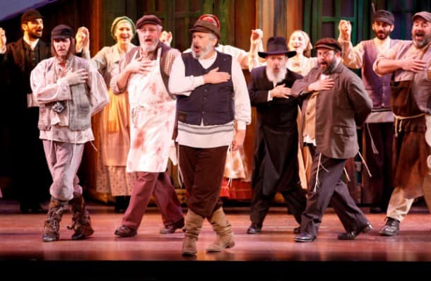 Fiddler on the Roof - Harvey Fierstein