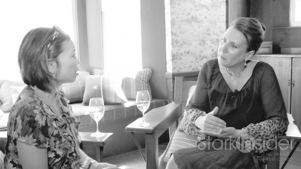 Gina Gallo Interview, Stark Insider
