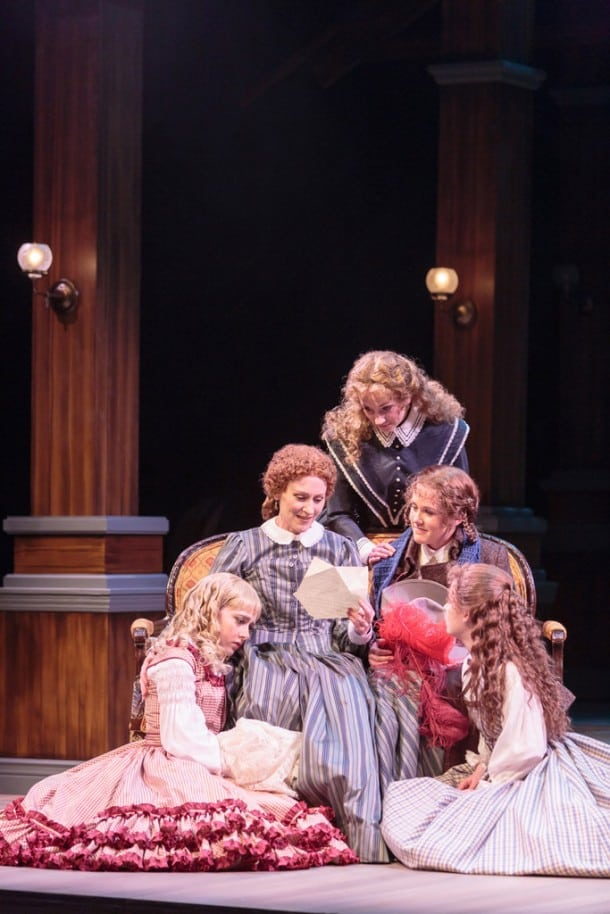 Little Women, TheatreWorks Silicon Valley