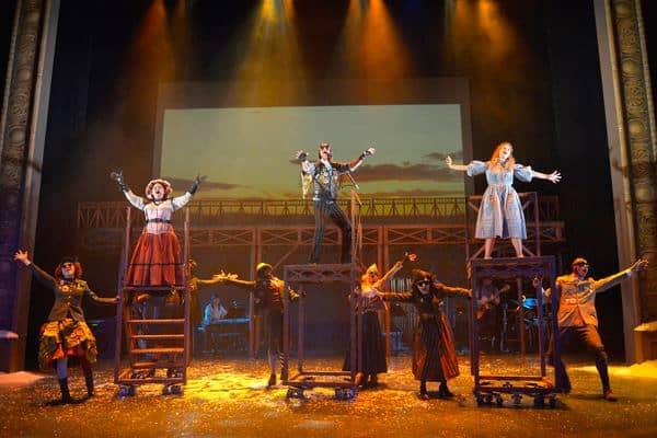 The Snow Queen - San Jose Repertory Theatre