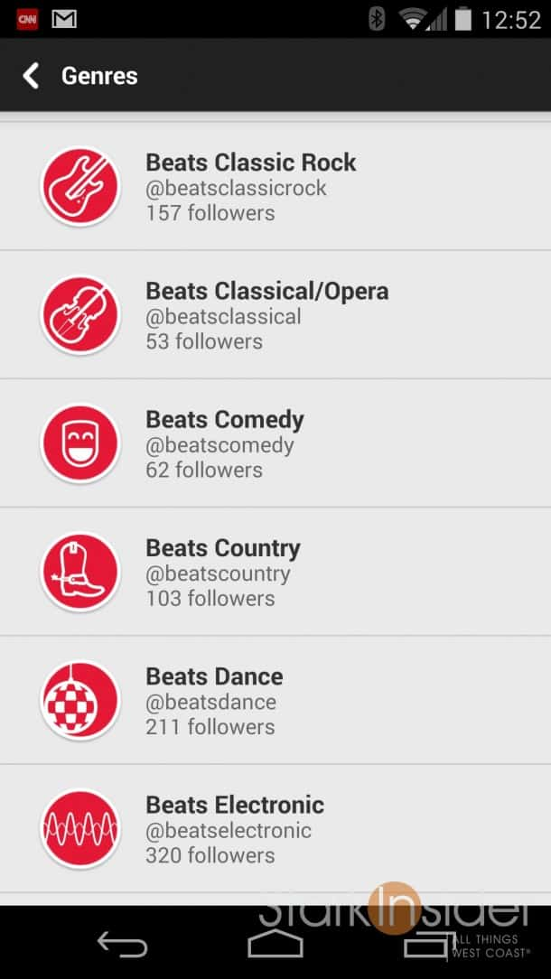 Beats Music app for Android, iOS - Review