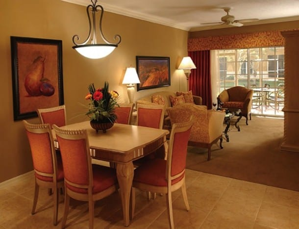 Bellasera's spacious suites