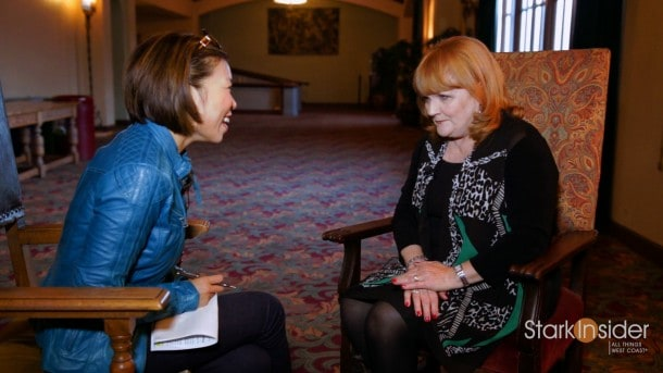 Downton Abbey Interview with Lesley Nicol (Mrs. Patmore)