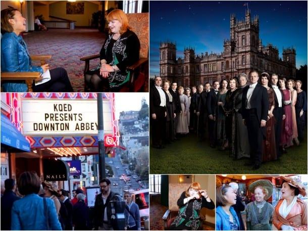 Downton Abbey Season 4 Preview - Interview