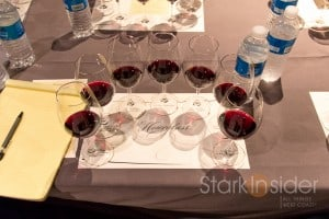 Hourglass Winery Tasting in Napa