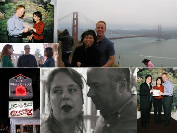 How We First Met - Clint and Loni Stark, San Francisco