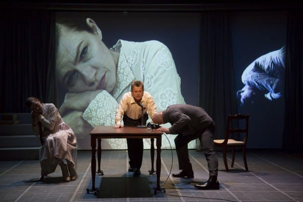 Man in a Case, Berkeley Repertory Theatre, Review
