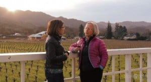 Wine Video Interview: Cathy Corison, Napa, California