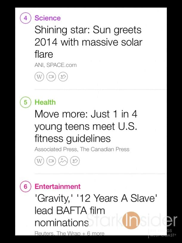 Yahoo News Digest for iOS Review