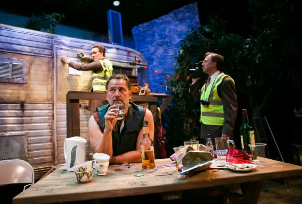 San Francisco Playhouse - Jerusalem, Review