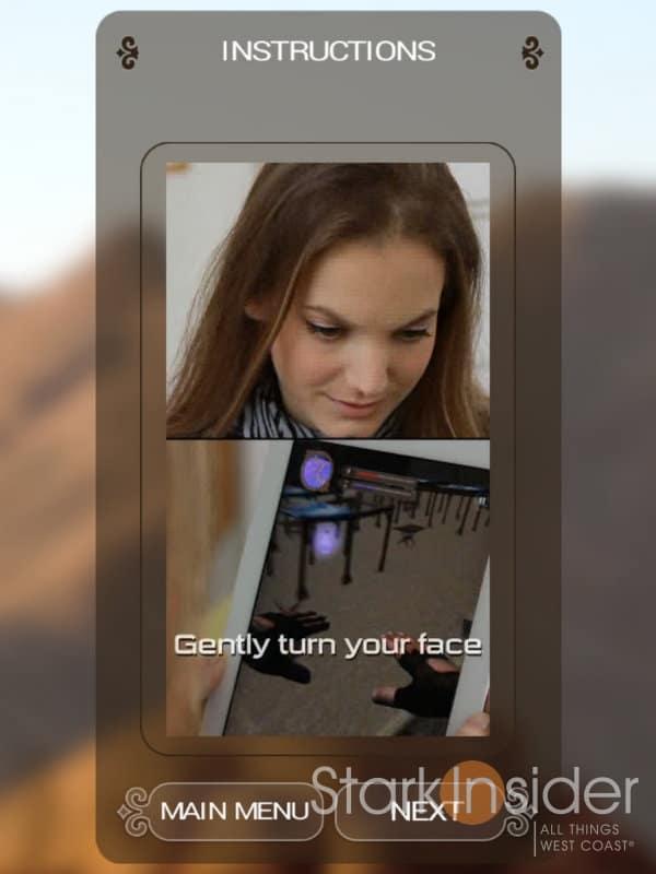 Umoove Demo iPad - Stark Insider