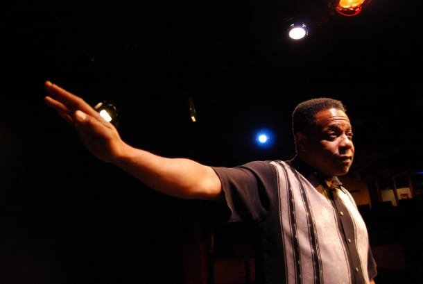 Brian Copeland - The Marsh San Francisco, Review
