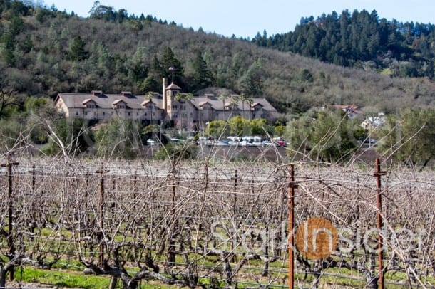 Culinary Institute of America at Greystone: Once again, the iconic host of the Premiere Napa Valley barrel tasting and wine auction.