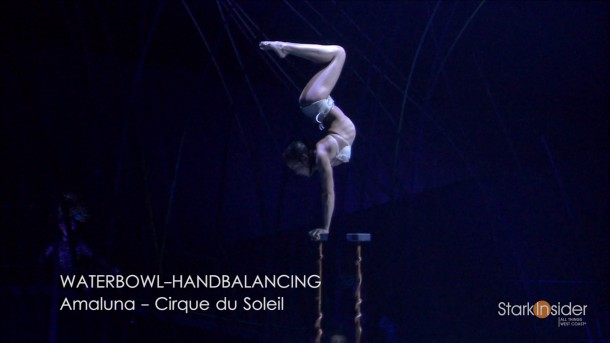 Cirque du Soleil video - Amaluna