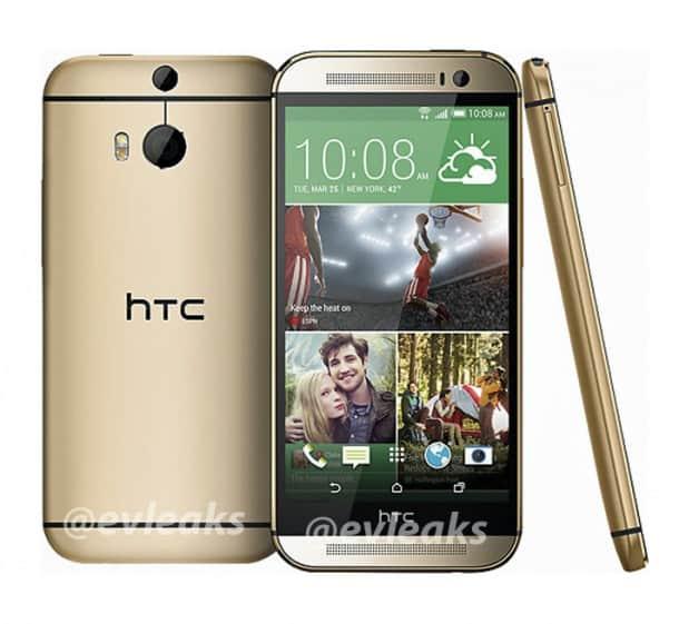 HTC One 2014