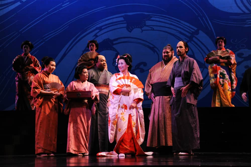 Madame Butterfly: Stage Review: 'Madama Butterfly' At Opera San Jose