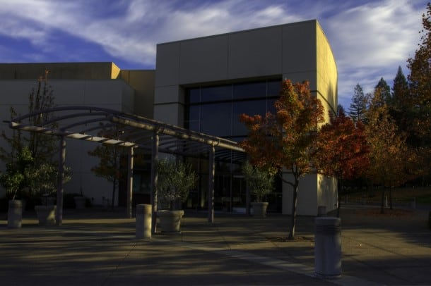 The Napa Valley Performing Arts Center at Lincoln Theater