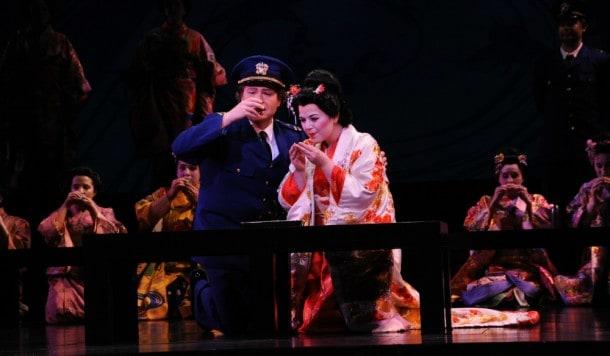 Opera San Jose - Madama Butterfly Review