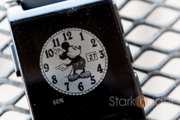 Mickey Mouse - Pebble Smartwatch