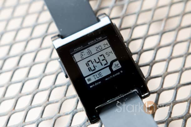 Pebble Smartwatch Review