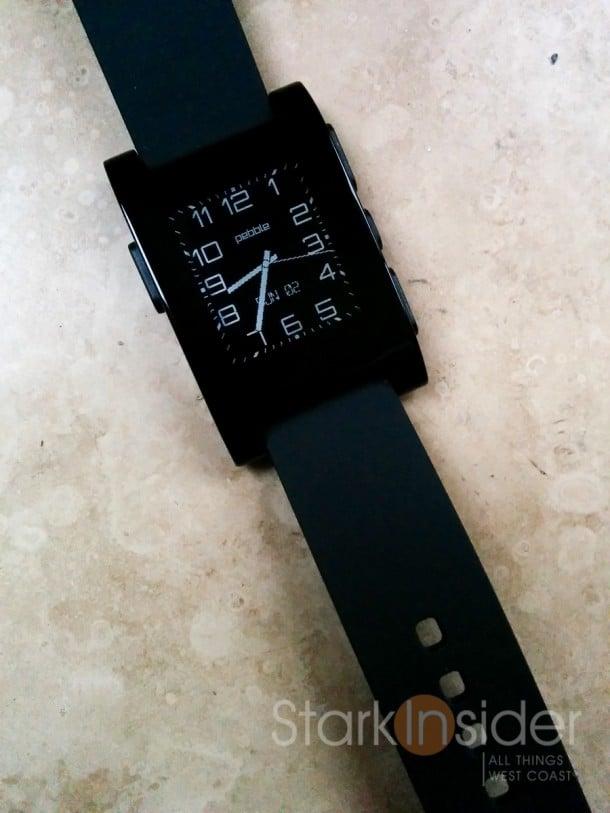 Modern - Pebble smartwatch