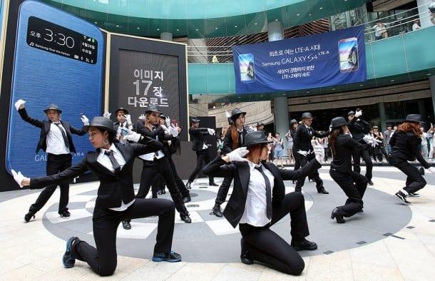 Samsung Galaxy S5 Coming Soon