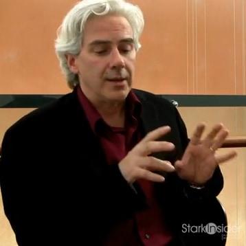 San Jose Repertory Theatre artistic director Rick Lombardo.
