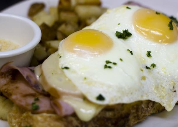 Start the day off right at TC Eggington's