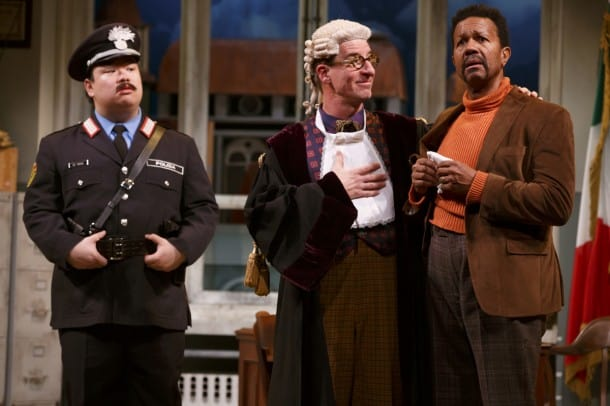 Berkeley Repertory Theatre - Accidental Death of an Anarchist