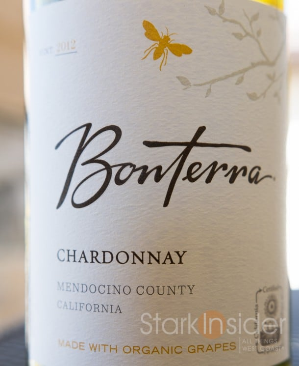 Bonterra 2012 Chardonnay Wine Review