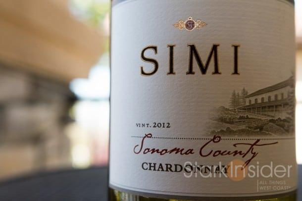 Simi Chardonnay Wine Review - Sonoma County