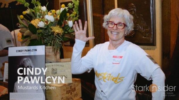 Chef Cindy Pawlcyn at Cochon 555
