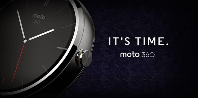 Moto 360 2014 Launch
