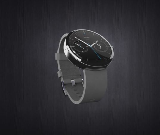 Moto 360 smartwatch by Motorola: The company says it will be available summer 2014, and run Android Wear, Google's new smartwatch platform. No word yet on price.